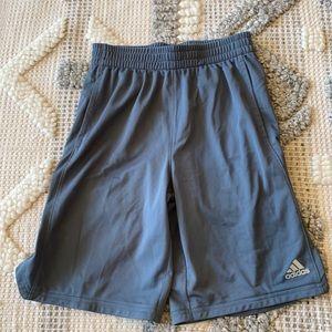 Boys adidas mesh shorts